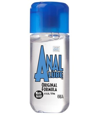anal lube soap