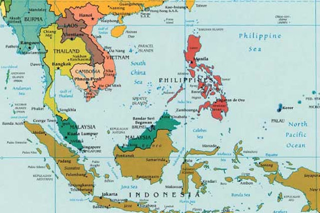 in mainland southeast asian differences cultures