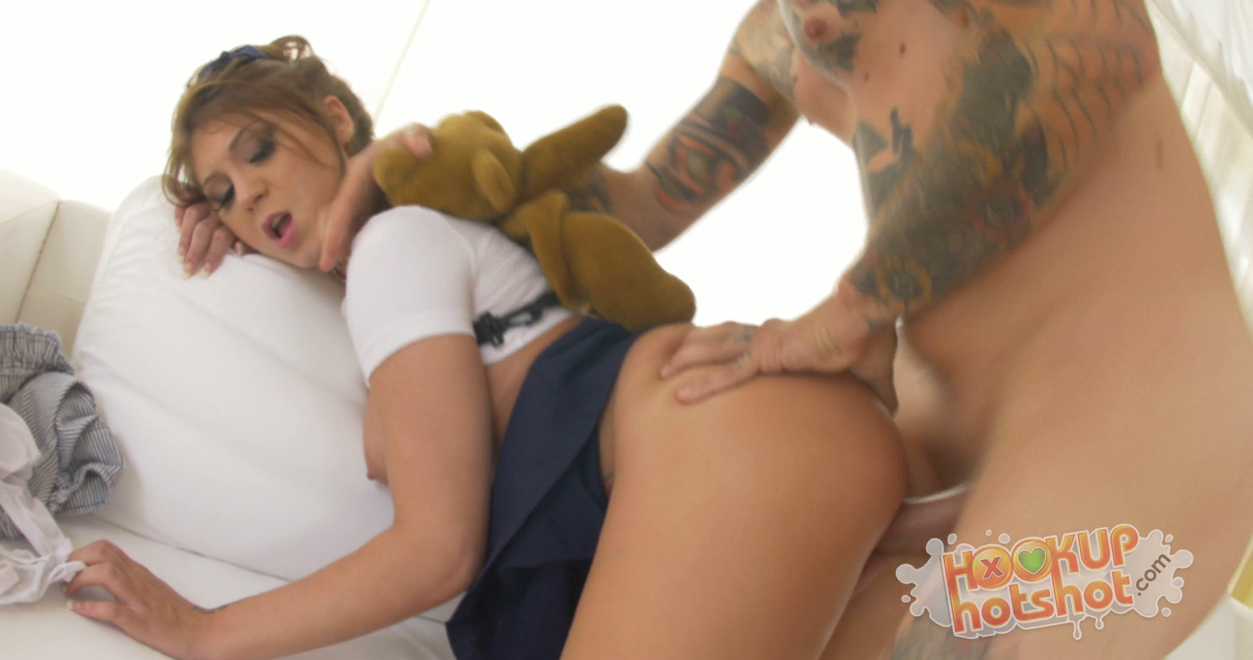 james threesomes nikita von hamster