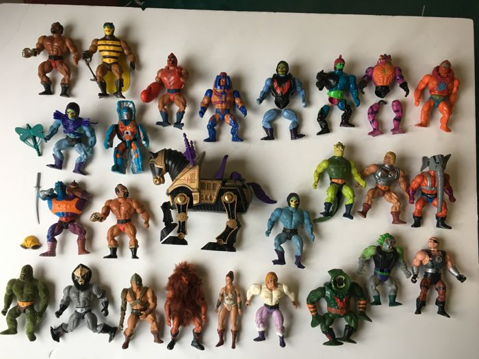masters vintage figures of the universe