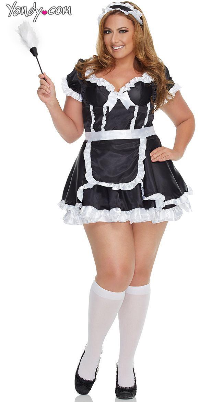 asian bbw maid