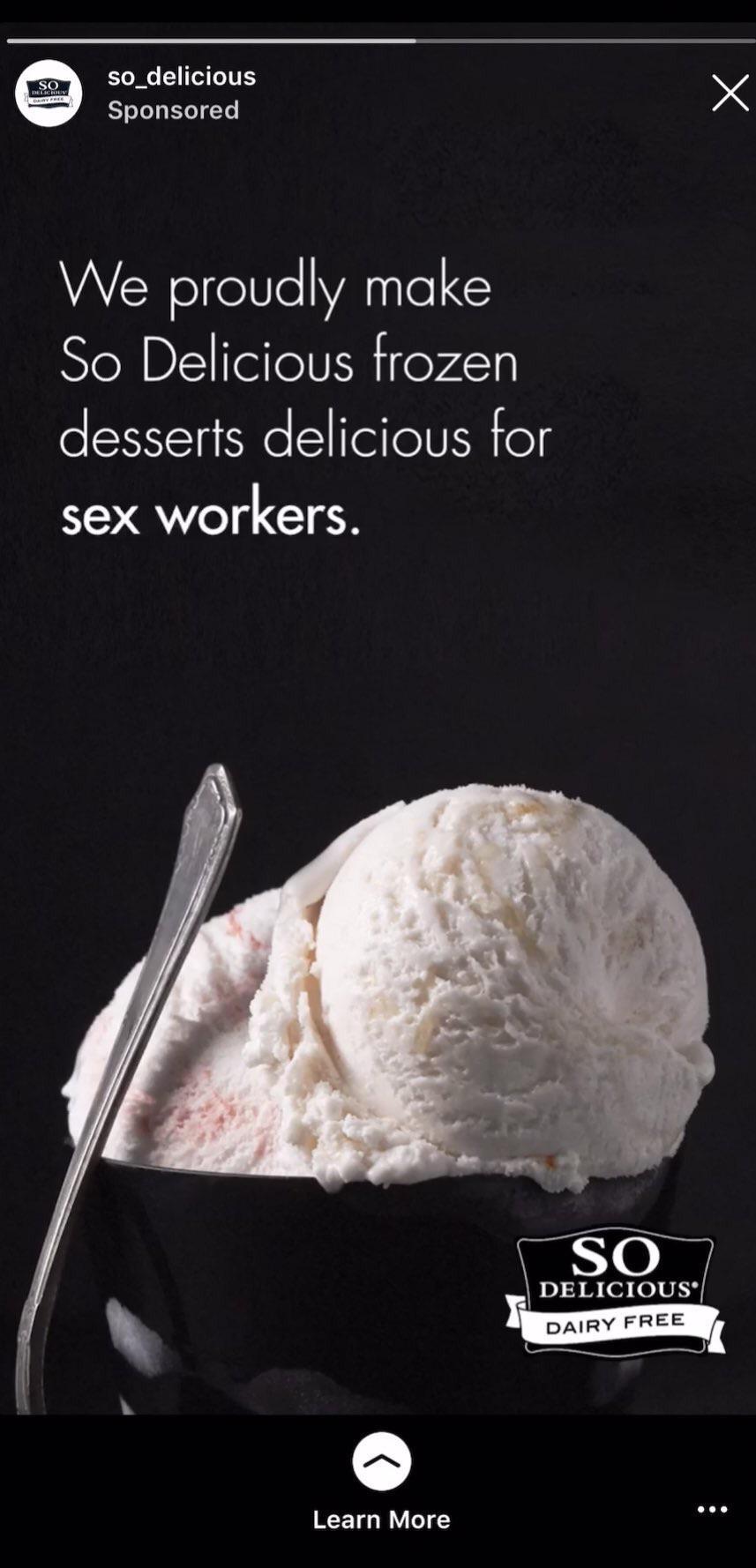 sex ice cream