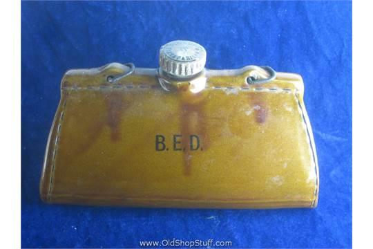 bottles figural hot vintage water