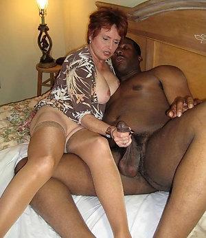 interracial blowjob mature