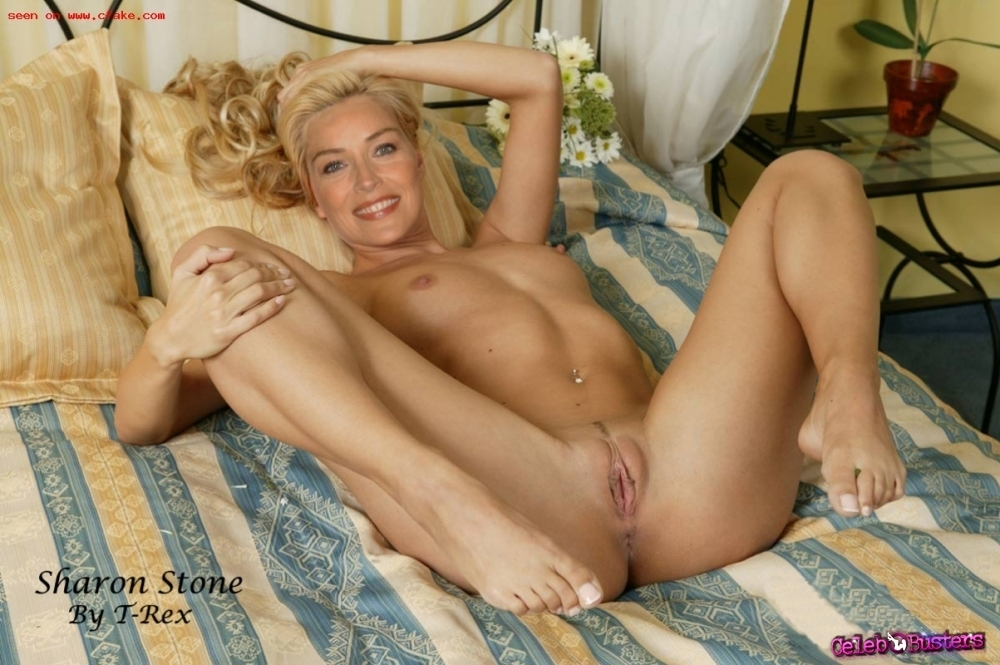 free stone sharon of photos nude