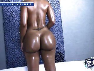 anal chyna black