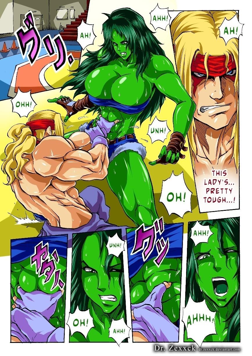 hulk sex tube