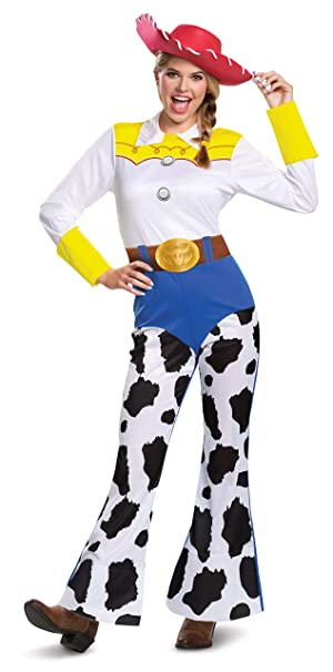 adult story toy costume jessie