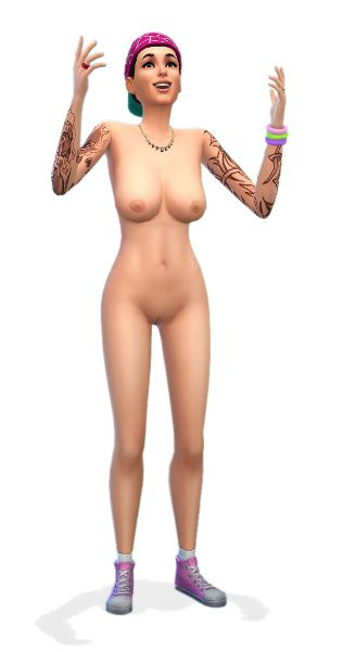 free patch naked sims