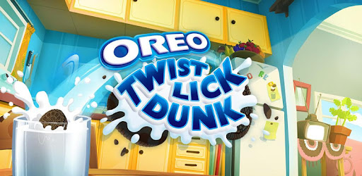 dunk twist and lick