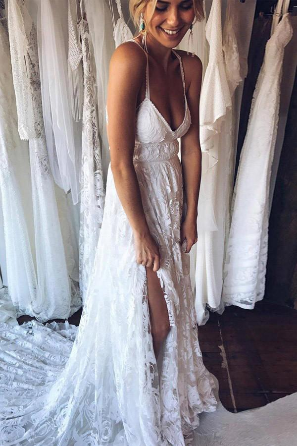 inexpensive sexy gowns bridal