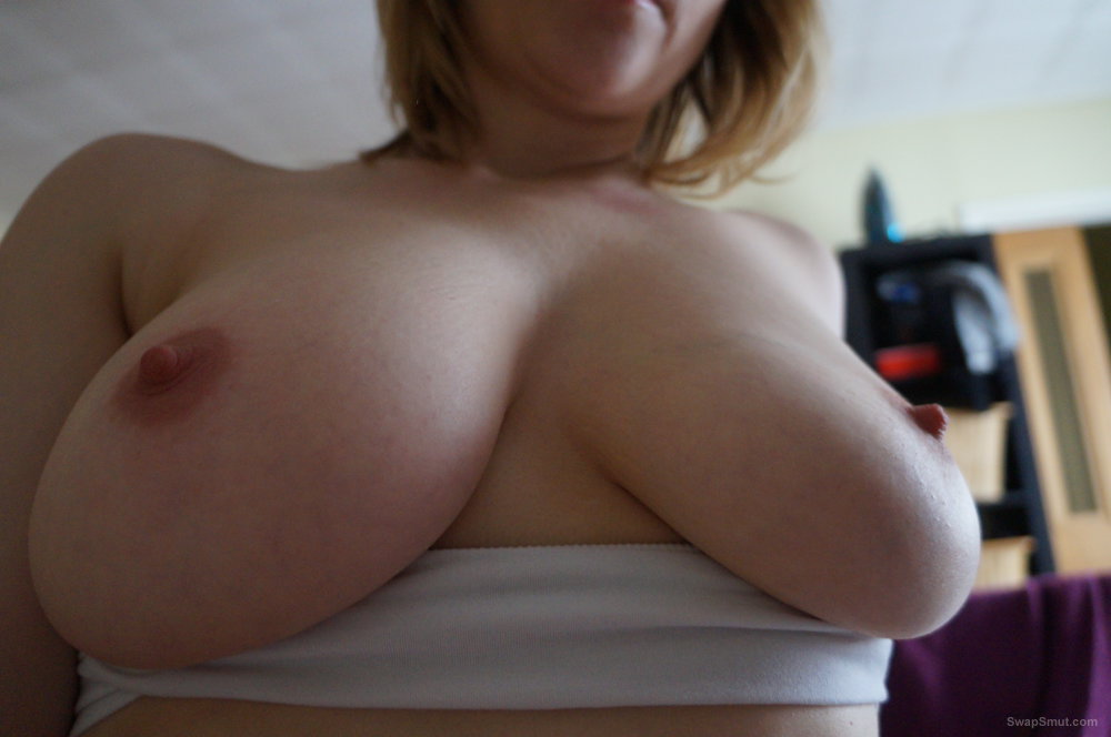 wifes my tits great