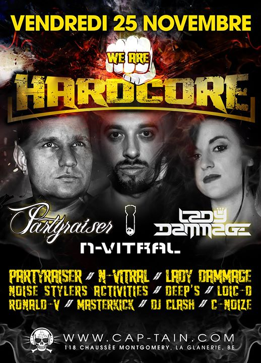 party we hardcore