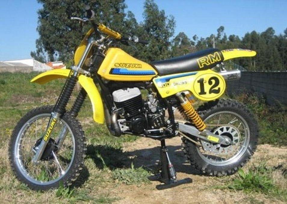 parts vintage dirtbike