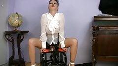 juicy machine teacher the pussy