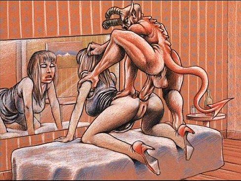cartoon net sex
