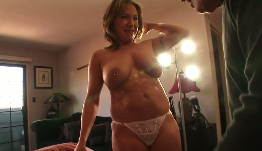 oiled big naked boobs