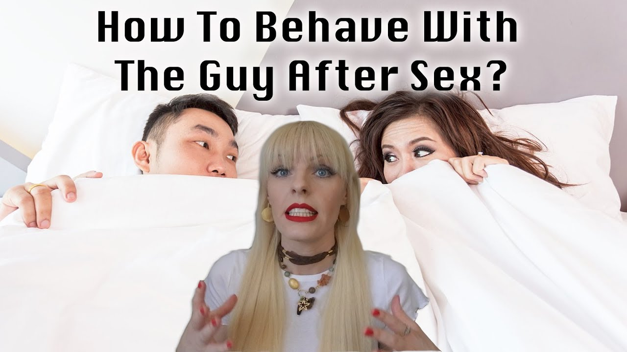 how to be have sex