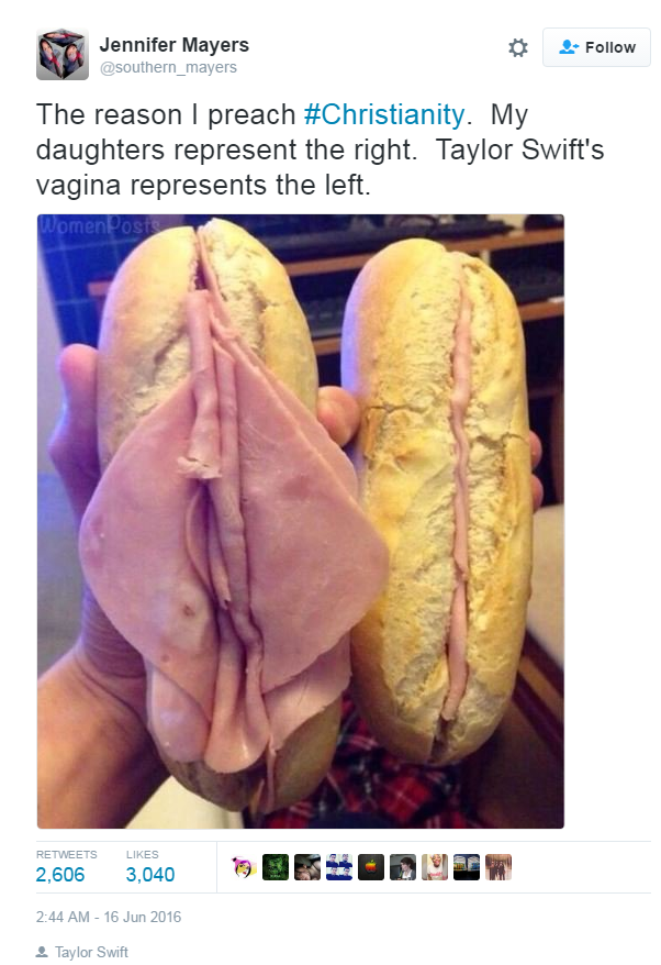 the sexual sandwich