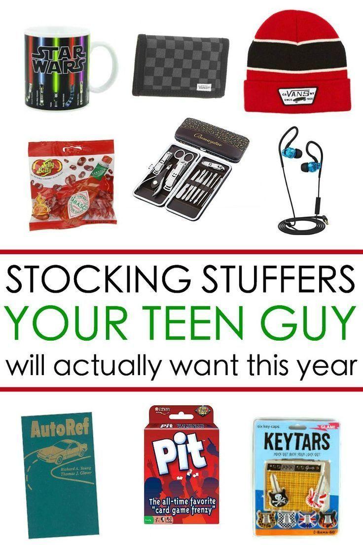 stocking for teens stuffers inexpensive