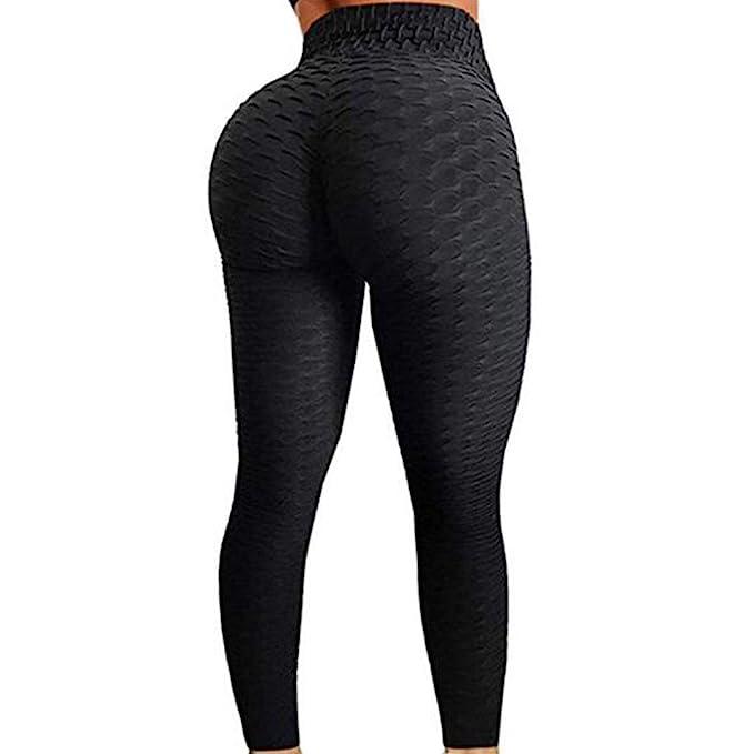 big pants yoga ass black