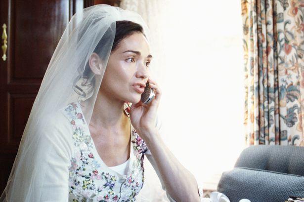 after seeing cancels wedding man bride