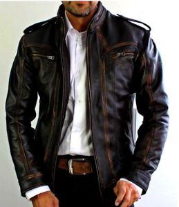 motorcycle jackets vintage cafe racer