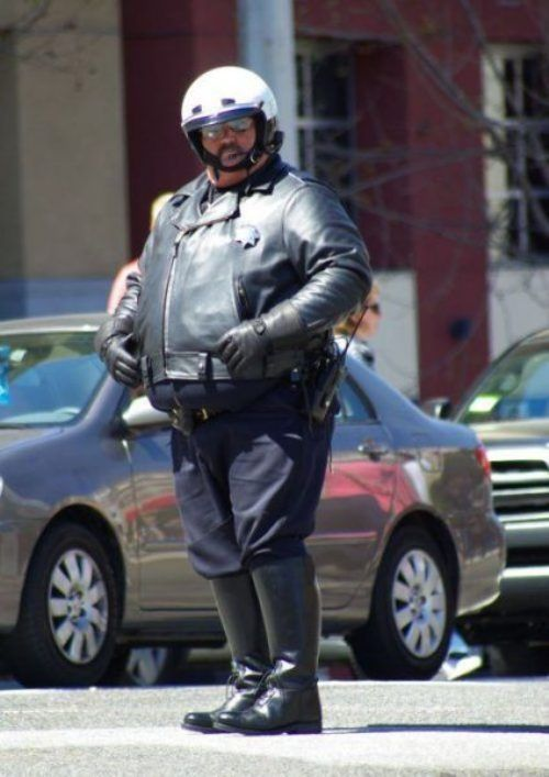 chubby cops pictures