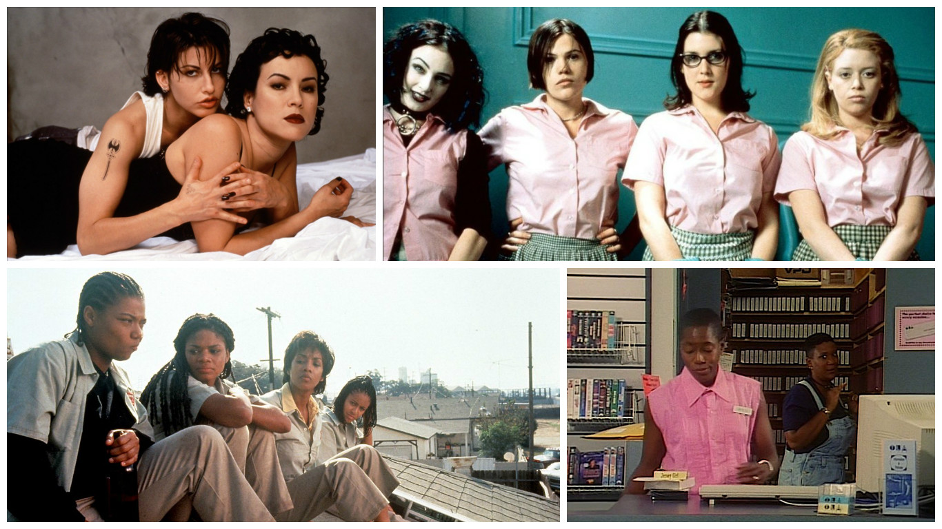 mainstream lesbian films