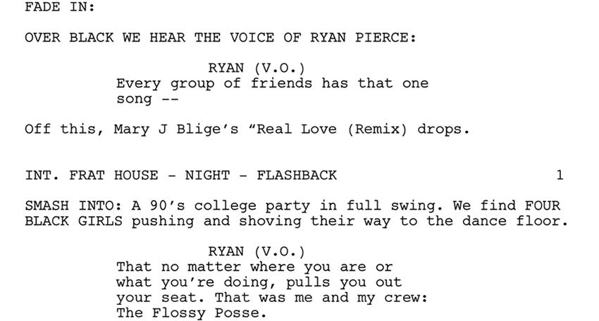 film scripts adult