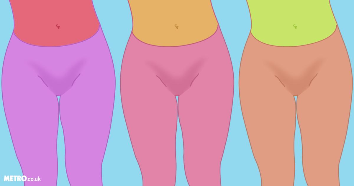 my sweats a vagina lot