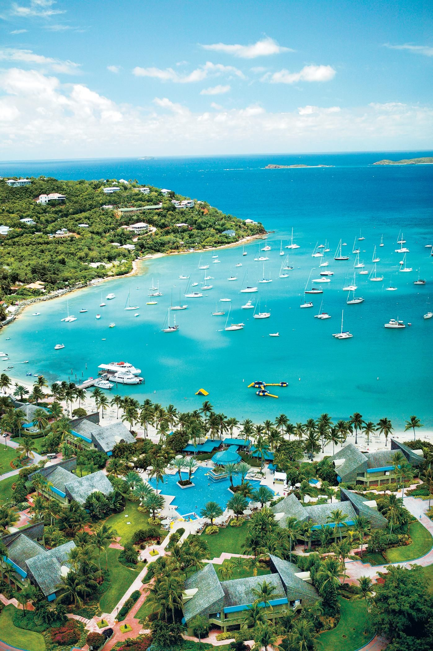and westin virgin island and johns st