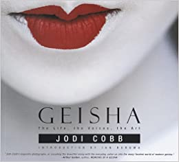 geisha voice life art
