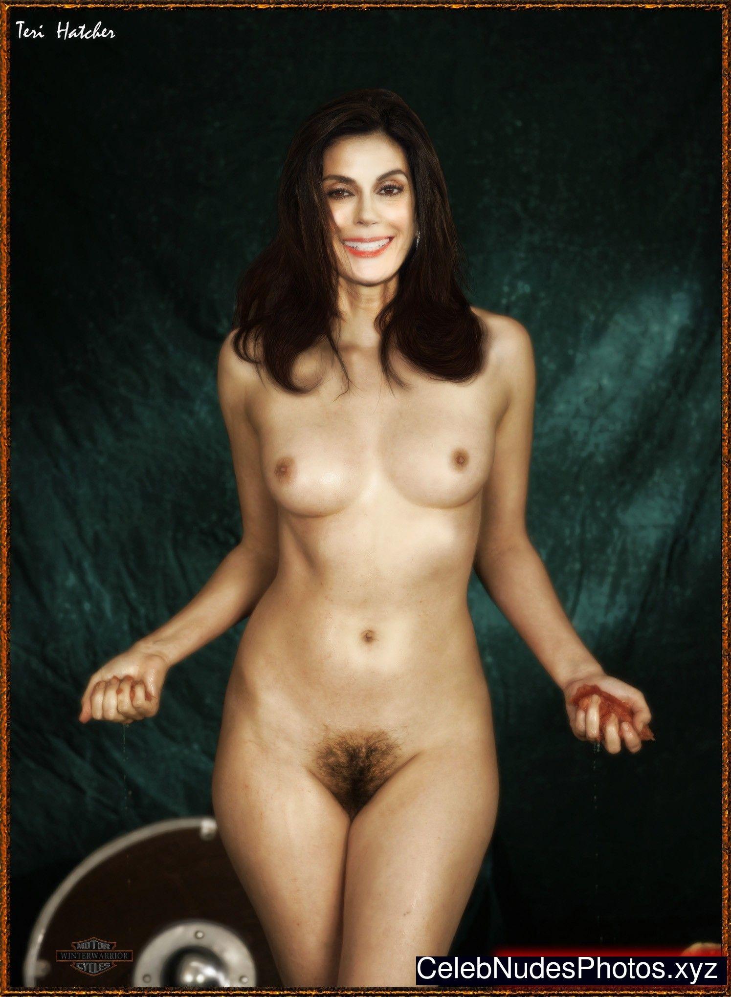 clip teri of nude hatcher
