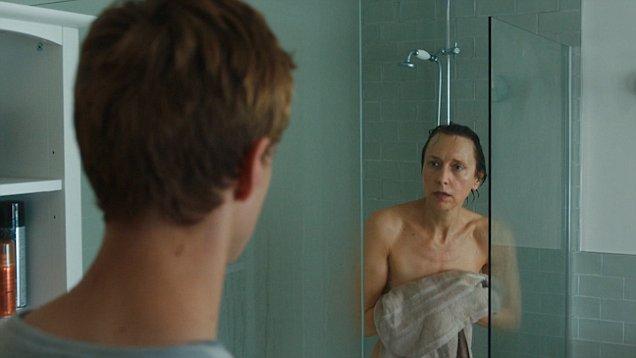 innocent in shower teens