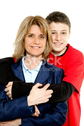 and son teens mom