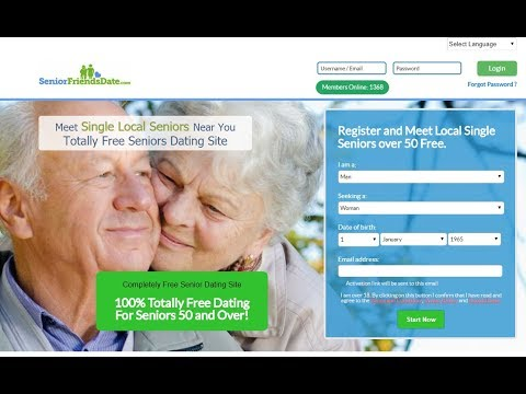 top dating sites senior