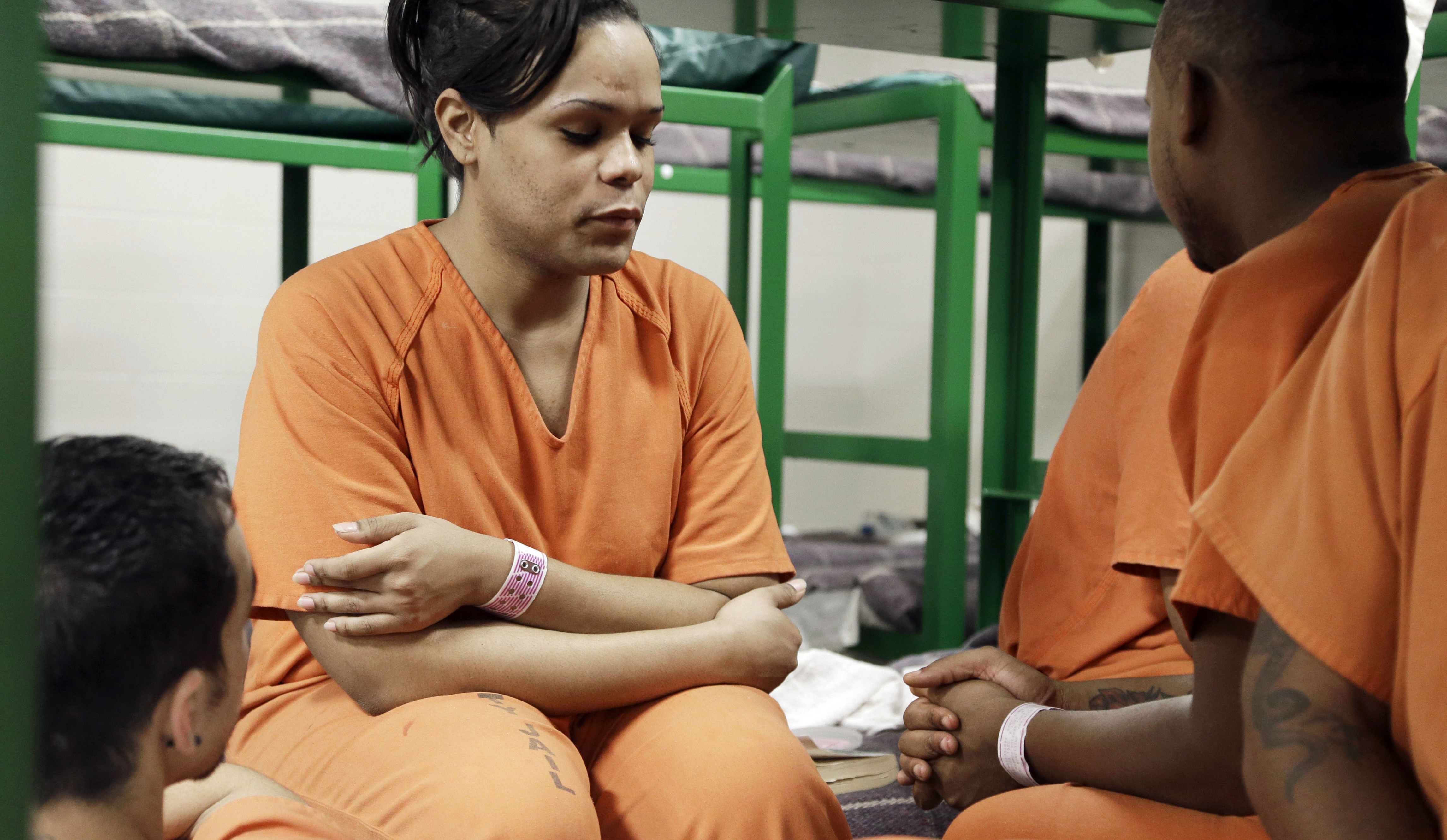in prison transgender