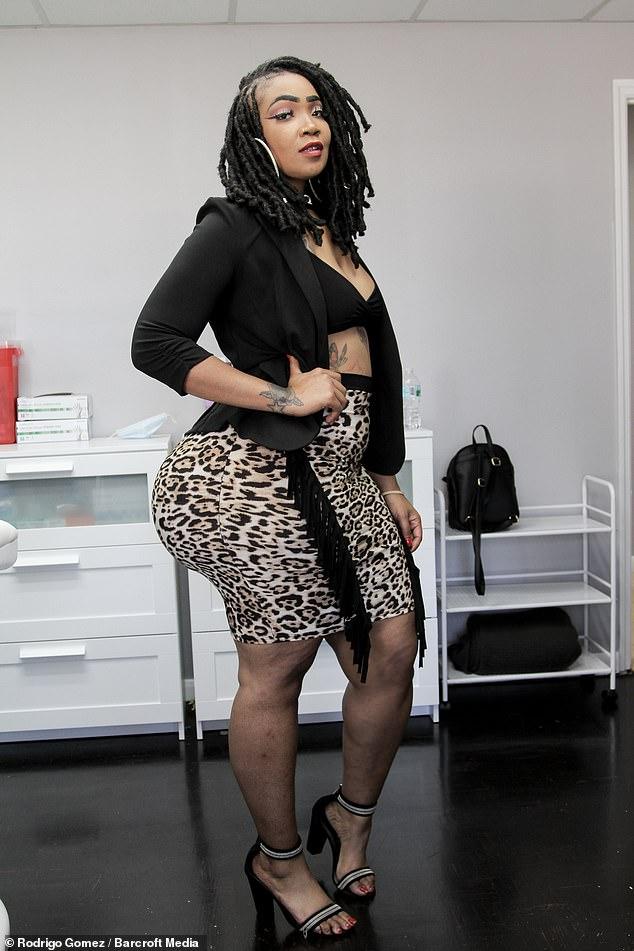 hd black ebony booty